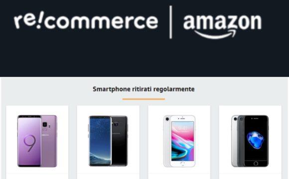 amazon smartphone usato