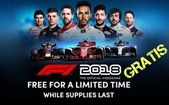 f1 2018 gratis