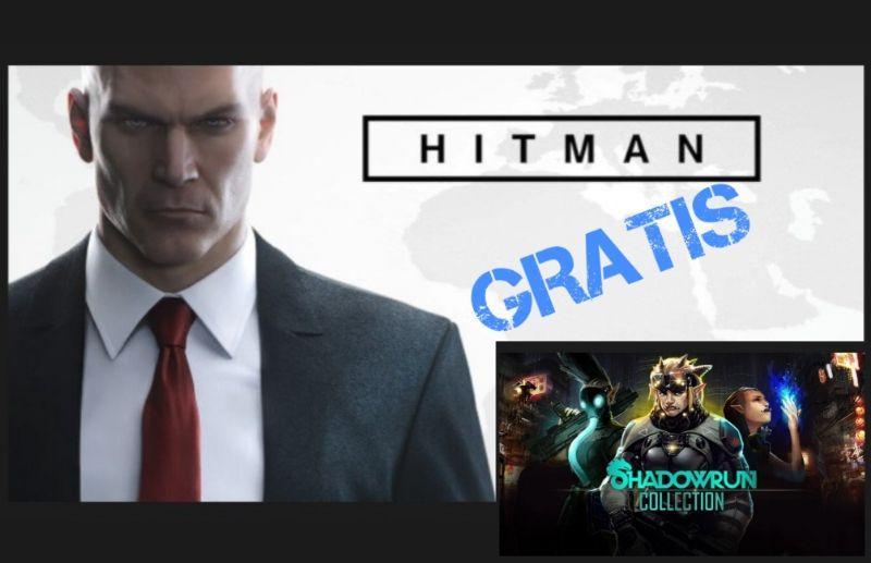 hitman e shadowrun collection gratis