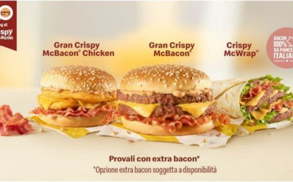 mcdonald's crispy days