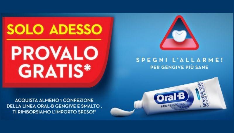 prova gratis oral-b