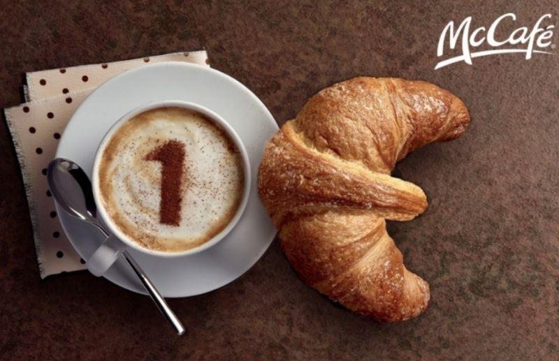 mcdonald's colazione a 1 euro