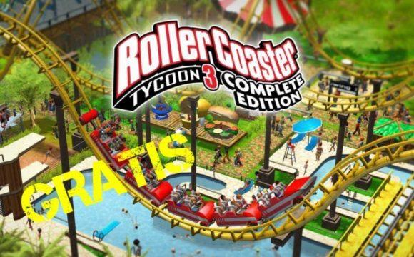 gratis rollercoaster tycoon 3