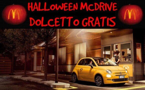 McDonald's Halloween al McDrive