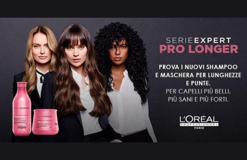 campioni omaggio L'Oréal Serie Expert