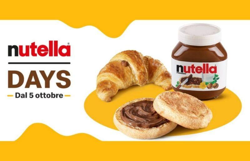 McDonald's Nutella Days