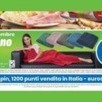 Eurospin Cuscino Plaid a solo 1€!