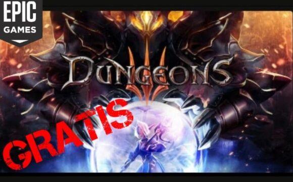 Dungeons 3 GRATIS su Epic Games