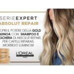 Campioni Omaggio Absolut Repair, shampoo e maschera