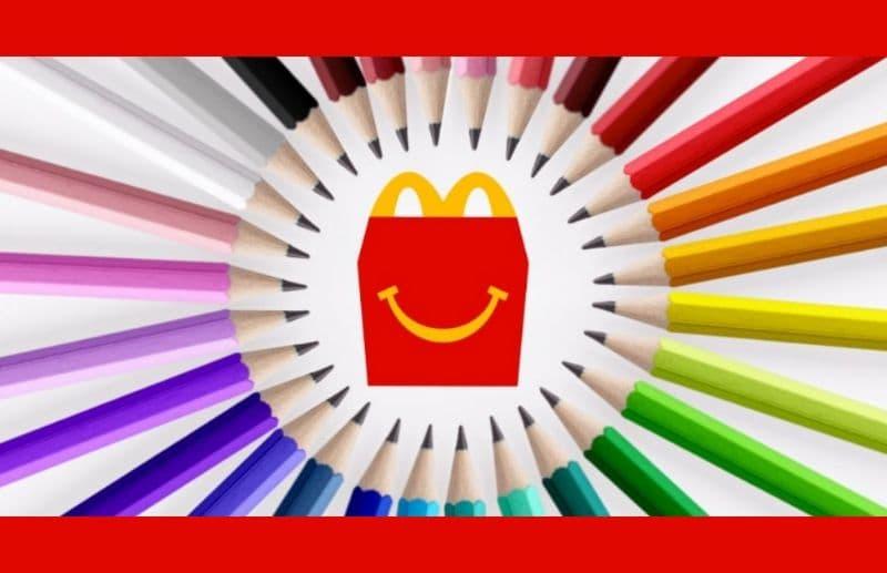 spazio alla creatività McDonald's