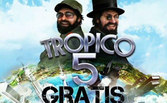 Tropico 5 Gratis su Epic Games