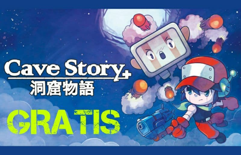 cave story+ gratis su epic games