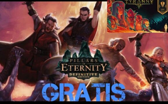 Pillars of Eternity + Tyranny Gratis su Epic Games
