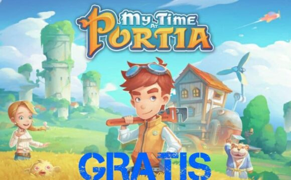 My Time At Portia Gratis sullo store Epic Games