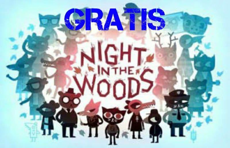 Night in the Woods Gratis su Epic Games