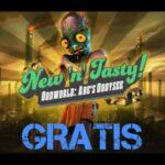Oddworld New 'n' Tasty Gratis su Epic Games!