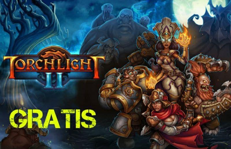 Torchlight II Gratis su Epic Games