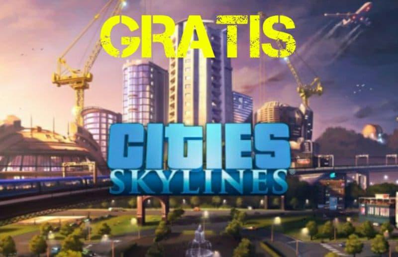 Cities Skylines Gratis su Epic Games