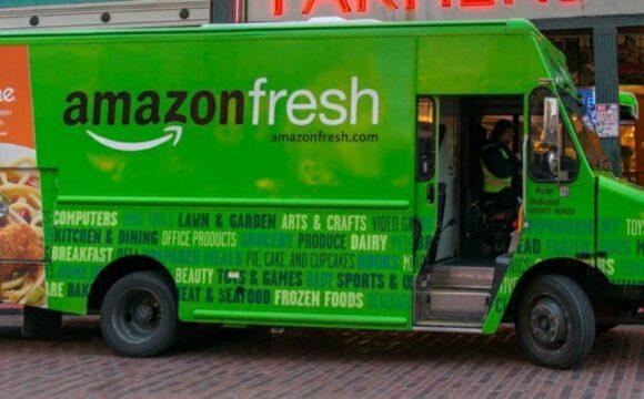 Amazon Fresh, spesa a domicilio