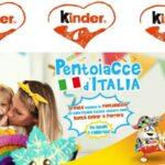 Concorso Kinder Pentolacce d'Italia, in palio 10 premi