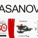 Saldi Kasanova fino all'80%! Tanti Superprezzi!