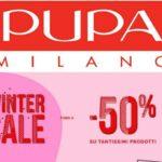 Winter Sale Pupa fino al 50% + Edizioni Limitate