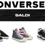 Saldi Converse, articoli già in sconto + extra del 20%