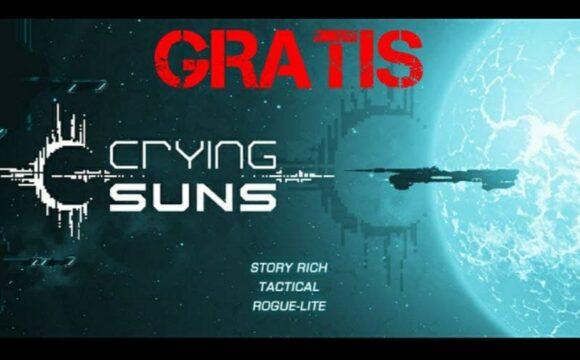Crying Suns Gratis su Epic Games
