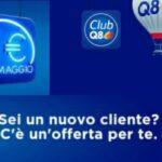 Buono sconto Q8 3€ tramite App