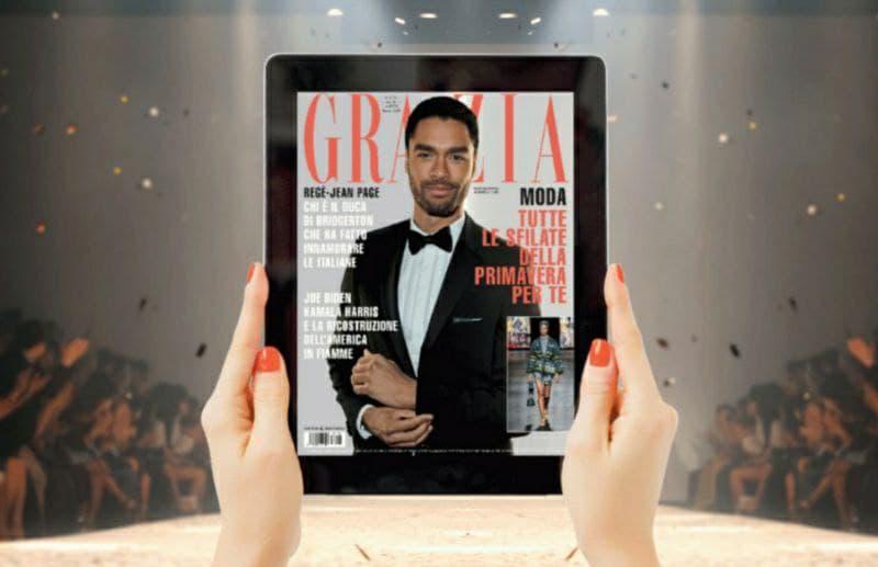 H&M ti regala Grazia 1 anno di abbonamento gratuito!