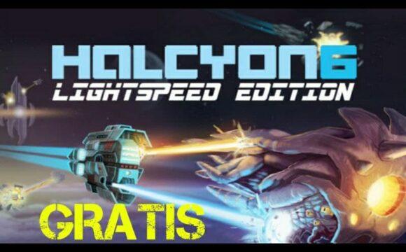 Halcyon 6 Starbase Commander Gratis su Epic Games