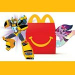 Happy Meal McDonald's My Little Pony o i Transformers