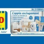 MD Coppia di Asciugamani a soli 2 euro