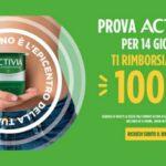 Prova gratis Activia con il rimborso completo