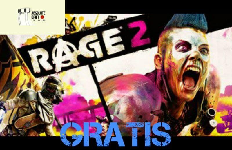 Rage 2 + Absolute Drift Gratis su Epic Games!