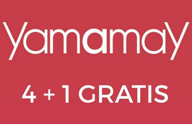 Yamamay Promo 4+1 New Collection e Basic