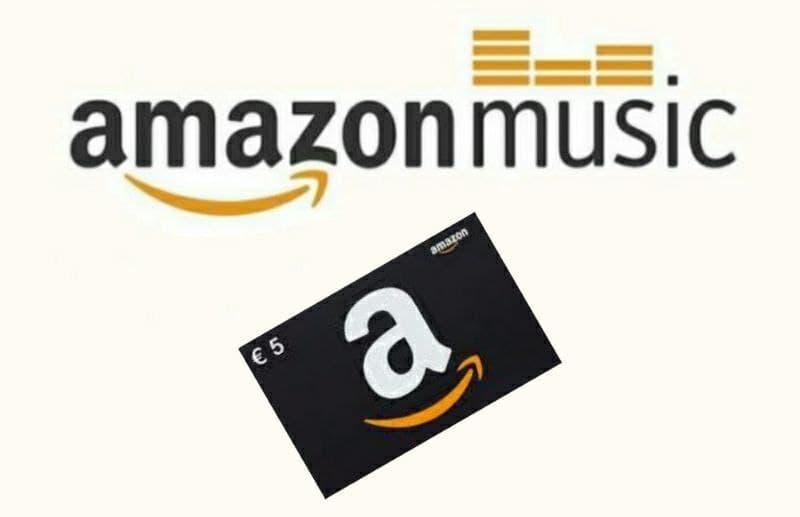 Amazon Music Free, ricevi un buono da 5 €!