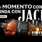 Concorso Jack Daniel's Promo Jack coppia di bicchieri da whiskey ed una T-shirt