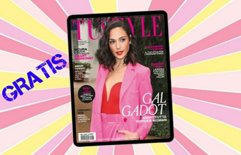 H&M TuStyle Gratis per 6 mesi rivista abbonamento digitale