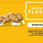 McDonald's 9 Chicken McNuggets a soli € 3,50