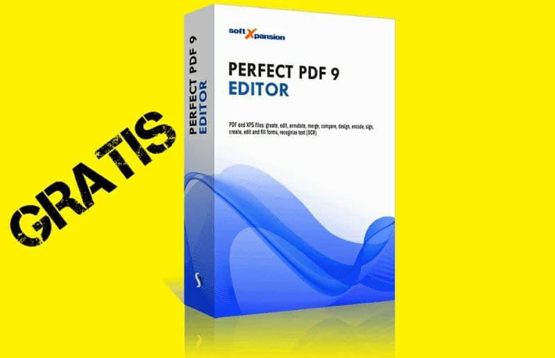 Perfect PDF 9 Gratis per PC scaricalo ora