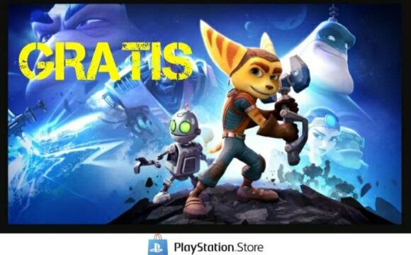 Ratchet & Clank Gratis per Playstation 4 playstation store play at home