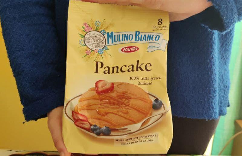 Recensione Pancake Mulino Bianco