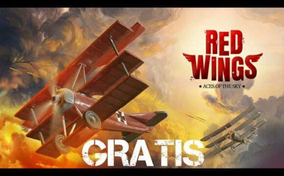Red Wings Aces of the Sky Gratis sulla piattaforma Steam fino al 27 marzo