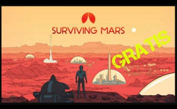 Surviving Mars Gratis su Epic Games