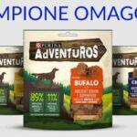 Campione omaggio Purina Adventuros affrettati richiedi gratis