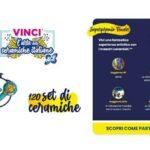Concorso Ace Edizione Limitata Vinci l'arte delle ceramiche italiane