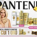 Pantene regala 5 euro, premio certo nuovo concorso buoni spesa