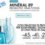 Campione omaggio Vichy Mineral 89 Probiotic Fractions affrettati richiedi gratis fino ad esaurimento scorte