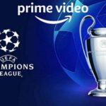 Champions League su Amazon Prime Video arriva l'ufficialità